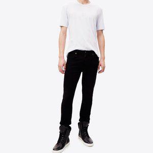 HELMUT LANG Twill Jean in Black 29 29S Short